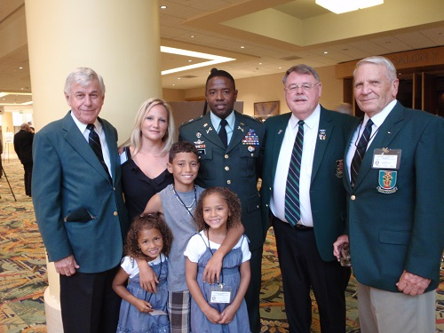 SFA Convention 2011 - Johnny Glenn and Family