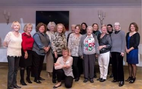 2016 Xmas Party Attendees Chapter 54 SFA