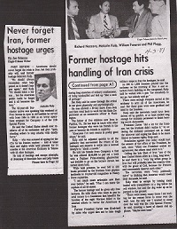 1981 news article on Malcolm Kalp CIA SF