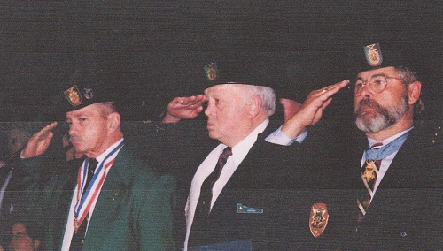 Ceremony JFK Library 1997